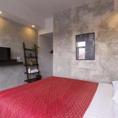Отель Kama Bangkok - Boutique Bed & Breakfast 2* Номер Делюкс разные типы кроватей фото 8