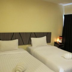 Airy Suvarnabhumi Hotel 3* Стандартный номер с различными типами кроватей