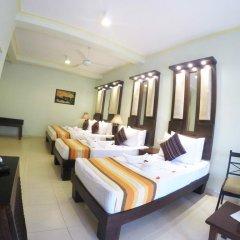 Serene Garden Hotel комната для гостей фото 5