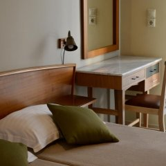 Evripides Hotel 2* Стандартный номер с различными типами кроватей фото 5