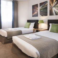 Отель Résidence Charles Floquet 2* Апартаменты с различными типами кроватей фото 3