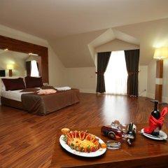 Meder Resort Hotel - Ultra All Inclusive 5* Стандартный номер с разными типами кроватей фото 8