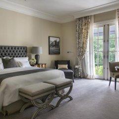 Palácio Tangará - an Oetker Collection Hotel 5* Номер категории Премиум с различными типами кроватей фото 5