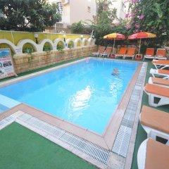 Sun Maris City Турция, Мармарис - отзывы, цены и фото номеров - забронировать отель Sun Maris City онлайн бассейн