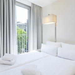 Отель NH Collection Berlin Mitte Am Checkpoint Charlie 4* Стандартный номер с разными типами кроватей фото 10