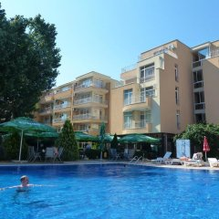 Отель Aparthotel Kamelia Garden - Official Rental Солнечный берег бассейн фото 3