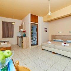 Отель Villa Diasselo 2* Улучшенная студия с различными типами кроватей фото 5
