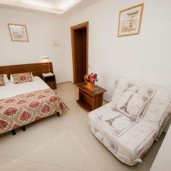 Гостиница Тристар комната для гостей фото 3