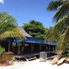 Отель Pension Motu Iti Французская Полинезия, Папеэте - отзывы, цены и фото номеров - забронировать отель Pension Motu Iti онлайн бассейн фото 2