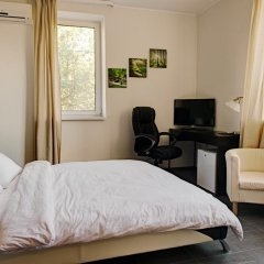 Гостиница Эко-стиль Стандартный номер с различными типами кроватей фото 11
