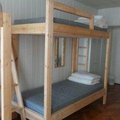Хостел Архитектор Кровать в общем номере с двухъярусной кроватью фото 32