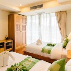 Отель Searidge Hua Hin By Salinrat Полулюкс с различными типами кроватей фото 11