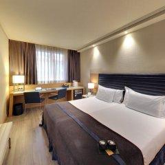 Silken Indautxu Hotel 4* Номер Комфорт с различными типами кроватей фото 8