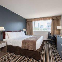 Отель Super 8 Downtown Toronto комната для гостей фото 5