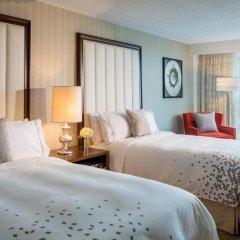 Отель Renaissance Newark Airport Hotel США, Элизабет - отзывы, цены и фото номеров - забронировать отель Renaissance Newark Airport Hotel онлайн балкон