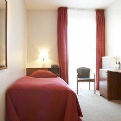 Hotel Baseler Hof 4* Номер Эконом разные типы кроватей фото 4