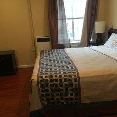 Stuart Hotel 2* Стандартный номер с различными типами кроватей фото 3