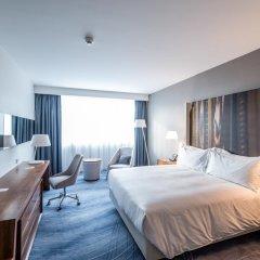 DoubleTree by Hilton Hotel Wroclaw 5* Люкс с различными типами кроватей фото 2