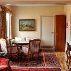 Hotel Postgaarden 3* Улучшенный номер с двуспальной кроватью фото 11