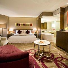 Отель Centara Grand at Central Plaza Ladprao Bangkok Номер Делюкс с различными типами кроватей