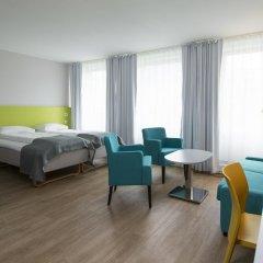 Thon Hotel Trondheim 3* Стандартный номер с двуспальной кроватью фото 7