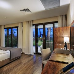Отель Nirvana Lagoon Villas Suites & Spa 5* Люкс повышенной комфортности с различными типами кроватей фото 15