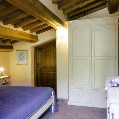 Отель Agriturismo Pompagnano Италия, Сполето - отзывы, цены и фото номеров - забронировать отель Agriturismo Pompagnano онлайн комната для гостей фото 4