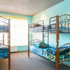 Saratovskiy Hostel Кровать в общем номере с двухъярусной кроватью фото 5