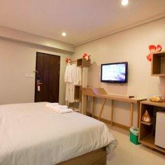 SF Biz Hotel 3* Номер Делюкс с различными типами кроватей