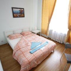 Мини-Отель Агиос на Курской 3* Улучшенный номер с двуспальной кроватью фото 5