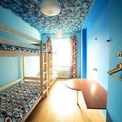 Хостел Ура рядом с Казанским Собором Кровать в женском общем номере с двухъярусной кроватью фото 12