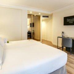 Sercotel Hotel Europa 3* Стандартный номер с различными типами кроватей фото 2