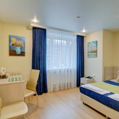 Мини-Отель Комфорт Класс Стандартный номер с различными типами кроватей фото 11