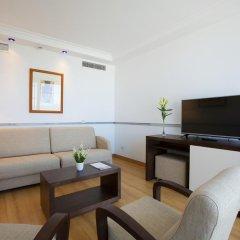 Отель Hipotels Eurotel Punta Rotja & Spa 4* Люкс с различными типами кроватей фото 2