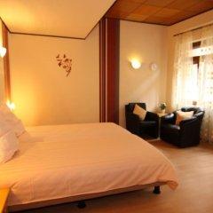 Hotel Pension Dorfschänke 3* Стандартный номер с двуспальной кроватью фото 9