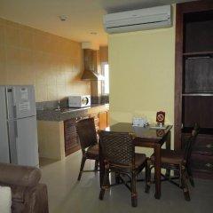 Отель Villa Thongbura 3* Студия с различными типами кроватей фото 19