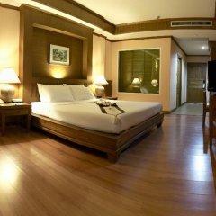 Отель Aloha Resort 3* Номер Делюкс с различными типами кроватей фото 3