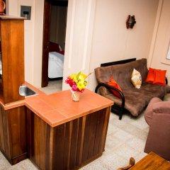 Hotel Maya Vista 3* Стандартный семейный номер с двуспальной кроватью фото 6