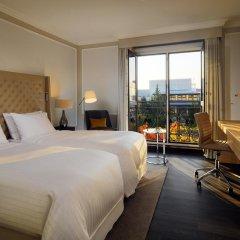 Отель The Westin Grand, Berlin 5* Номер Делюкс разные типы кроватей