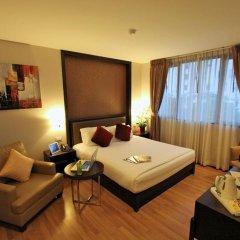 Отель The Dawin 3* Стандартный номер фото 6