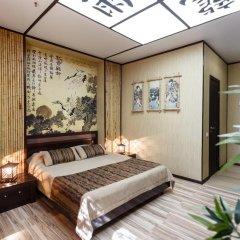 Hotel LogHouse Стандартный номер двуспальная кровать фото 12