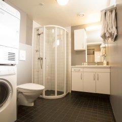 Отель City Housing - Klostergaarden Exclusive Apartments Норвегия, Ставангер - отзывы, цены и фото номеров - забронировать отель City Housing - Klostergaarden Exclusive Apartments онлайн ванная