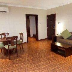 Отель Park Inn by Radisson, Lagos Victoria Island 4* Представительский люкс с различными типами кроватей фото 4
