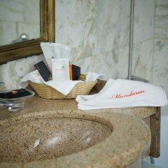 Гостиница Мандарин Москва 4* Улучшенный номер с двуспальной кроватью фото 4