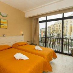Rokna Hotel 3* Стандартный номер с 2 отдельными кроватями фото 4