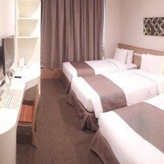 Tmark Hotel Myeongdong 3* Стандартный номер с различными типами кроватей фото 2