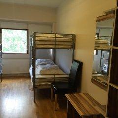 Arkadia Hotel & Hostel Кровать в общем номере с двухъярусной кроватью фото 2