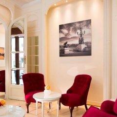 Отель Queen Mary Opera интерьер отеля фото 2