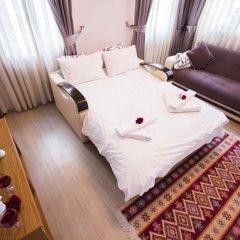 Апартаменты Feyza Apartments Семейные апартаменты с двуспальной кроватью фото 6