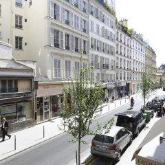 Отель Rambuteau Франция, Париж - отзывы, цены и фото номеров - забронировать отель Rambuteau онлайн балкон